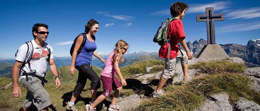 Family walking in Morzine.jpg